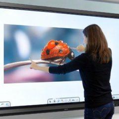 Les écrans interactifs sous Android sont partout